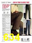 1971 Sears Fall Winter Catalog, Page 634