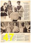 1960 Sears Fall Winter Catalog, Page 47
