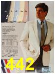 1987 Sears Spring Summer Catalog, Page 442