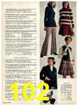1969 Sears Fall Winter Catalog, Page 102