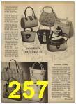 1962 Sears Spring Summer Catalog, Page 257