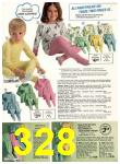 1974 Sears Fall Winter Catalog, Page 328