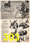 1973 Montgomery Ward Christmas Book, Page 303