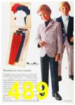 1967 Sears Spring Summer Catalog, Page 489