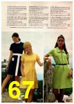 1972 Montgomery Ward Spring Summer Catalog, Page 67