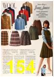1963 Sears Fall Winter Catalog, Page 154