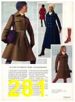 1971 Sears Fall Winter Catalog, Page 281