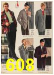 1958 Sears Fall Winter Catalog, Page 608
