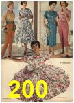 1959 Sears Spring Summer Catalog, Page 200