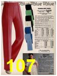 1981 Sears Spring Summer Catalog, Page 107
