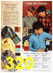 1967 Sears Fall Winter Catalog, Page 320
