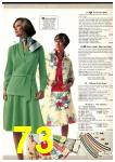 1977 Sears Spring Summer Catalog, Page 73