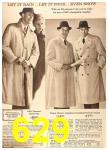 1960 Sears Fall Winter Catalog, Page 629