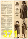1958 Sears Fall Winter Catalog, Page 371