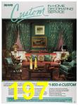 1989 Sears Home Annual Catalog, Page 197