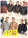 1956 Sears Fall Winter Catalog, Page 483