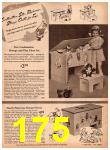 1947 Sears Christmas Book, Page 175