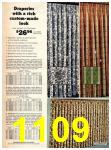 1973 Sears Fall Winter Catalog, Page 1109