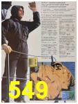 1987 Sears Fall Winter Catalog, Page 549