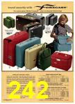1974 Sears Spring Summer Catalog, Page 242