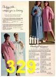 1965 Sears Fall Winter Catalog, Page 329