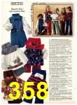 1977 Sears Fall Winter Catalog, Page 358