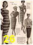 1960 Sears Spring Summer Catalog, Page 26