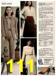 1982 Sears Fall Winter Catalog, Page 111