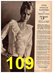 1966 Montgomery Ward Fall Winter Catalog, Page 109