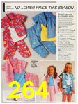 1987 Sears Spring Summer Catalog, Page 264