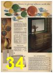 1962 Sears Spring Summer Catalog, Page 34