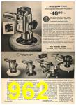 1964 Sears Spring Summer Catalog, Page 962