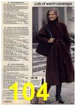 1979 Sears Fall Winter Catalog, Page 104
