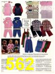 1983 Sears Fall Winter Catalog, Page 562