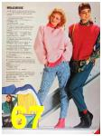 1986 Sears Fall Winter Catalog, Page 67