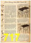 1958 Sears Fall Winter Catalog, Page 717