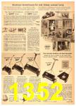1958 Sears Spring Summer Catalog, Page 1352