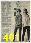 1968 Sears Fall Winter Catalog, Page 401