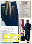 1977 Sears Fall Winter Catalog, Page 573