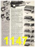 1981 Sears Spring Summer Catalog, Page 1147