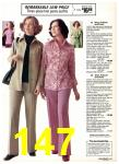 1976 Sears Fall Winter Catalog, Page 147