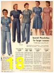 1942 Sears Spring Summer Catalog, Page 18