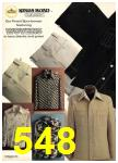 1976 Sears Fall Winter Catalog, Page 548