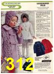 1974 Sears Fall Winter Catalog, Page 312