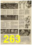 1959 Sears Spring Summer Catalog, Page 263