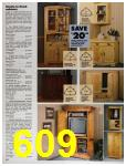 1991 Sears Fall Winter Catalog, Page 609