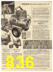 1960 Sears Spring Summer Catalog, Page 836