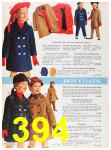 1967 Sears Fall Winter Catalog, Page 394