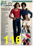 1974 Sears Spring Summer Catalog, Page 116