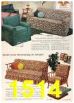 1960 Sears Fall Winter Catalog, Page 1514
